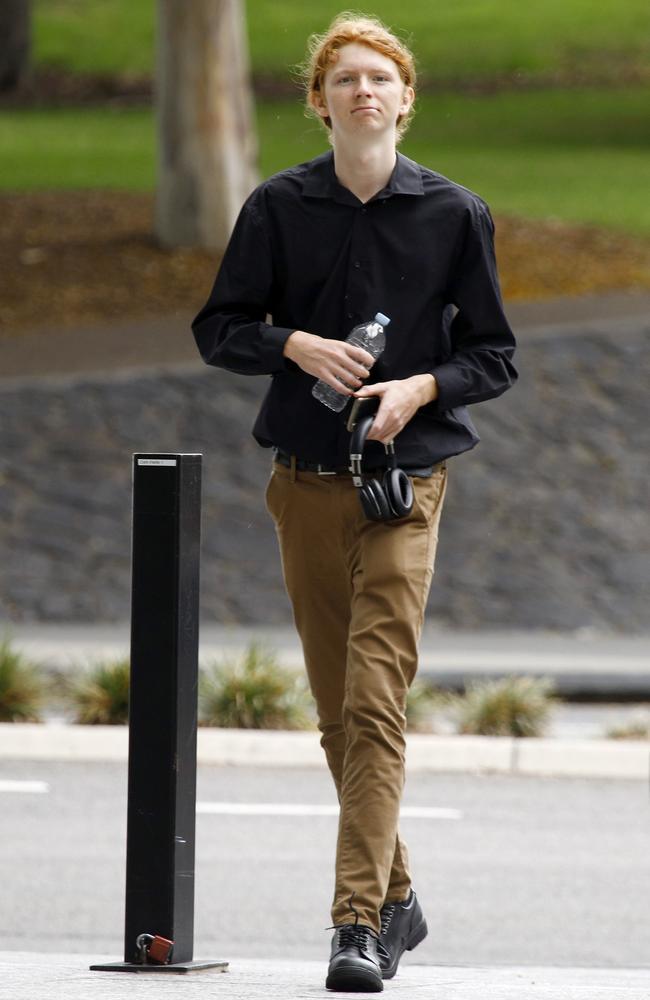 Riley Hubbard pleaded guilty in the Brisbane Supreme Court on Monday. Picture: NCA NewsWire/Tertius Pickard