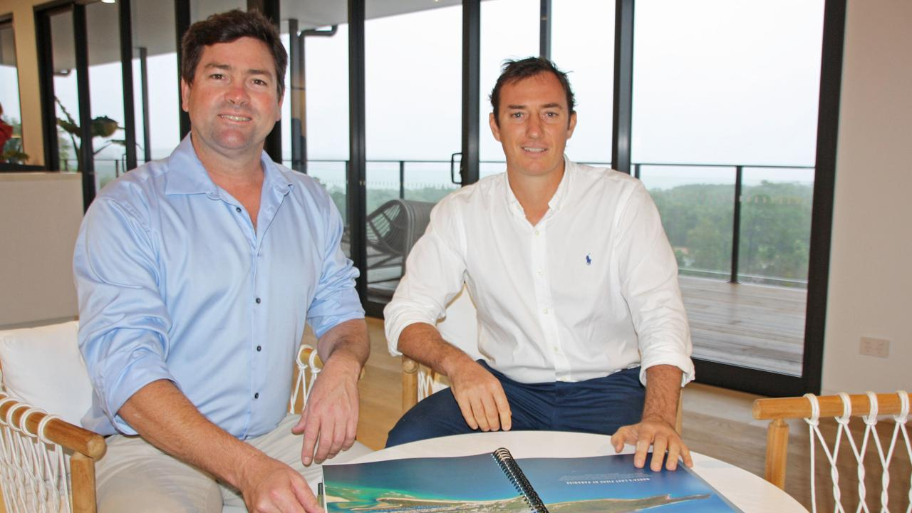 Altum Property Group directors Rob McCready and Alex Rigby.
