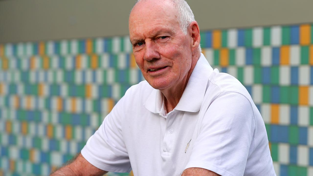 Former Australian Cricketer and captain Greg Chappell is receiving the Officer of the order of Australia (AO) in this year's Australia Day Honours. Picture: David Clark