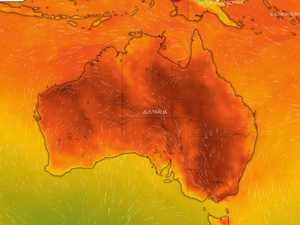 Temps to exceed 40C as fire danger rises