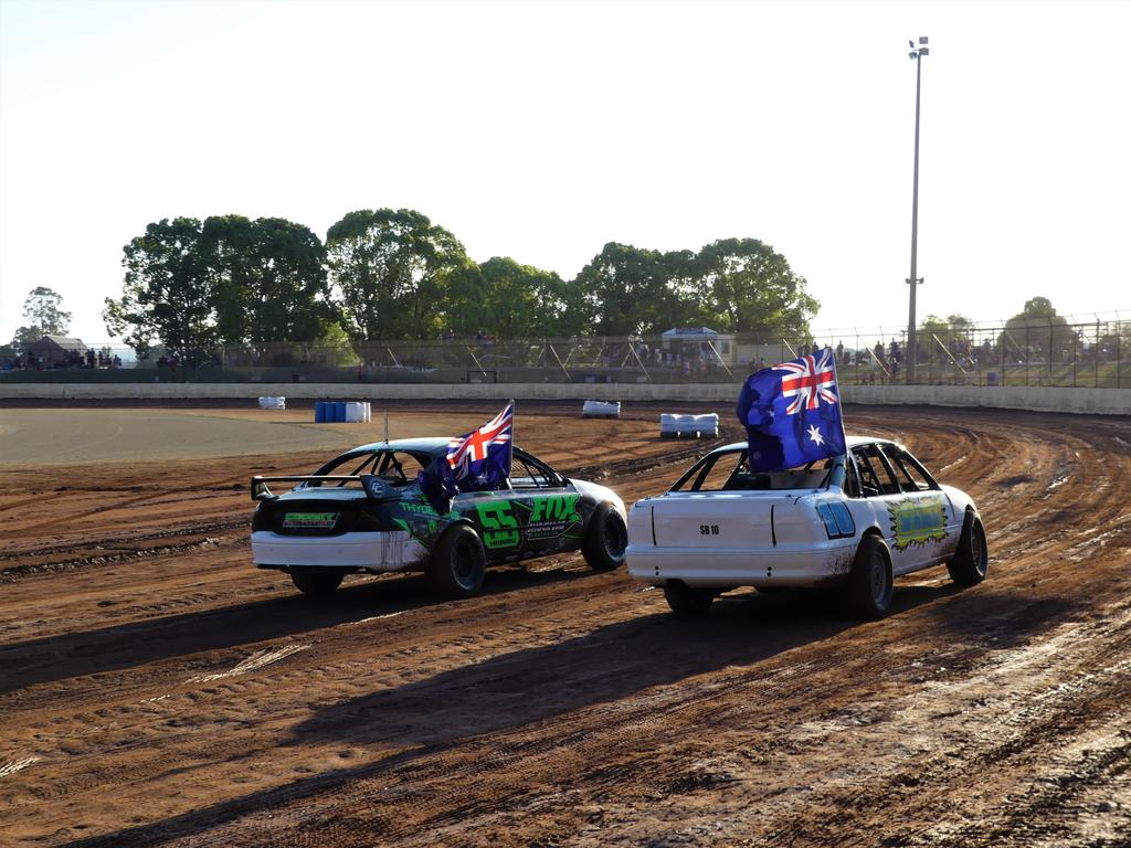 South Burnett Speedway Club have made the tough decision to call off the upcoming Royal Stampede. Photo/Holly Cormack.