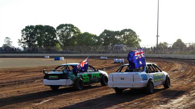 Speedway shares big plans after COVID quashed Aus Day event
