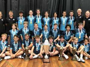 'Long time coming': Futsal teams ride wave of success