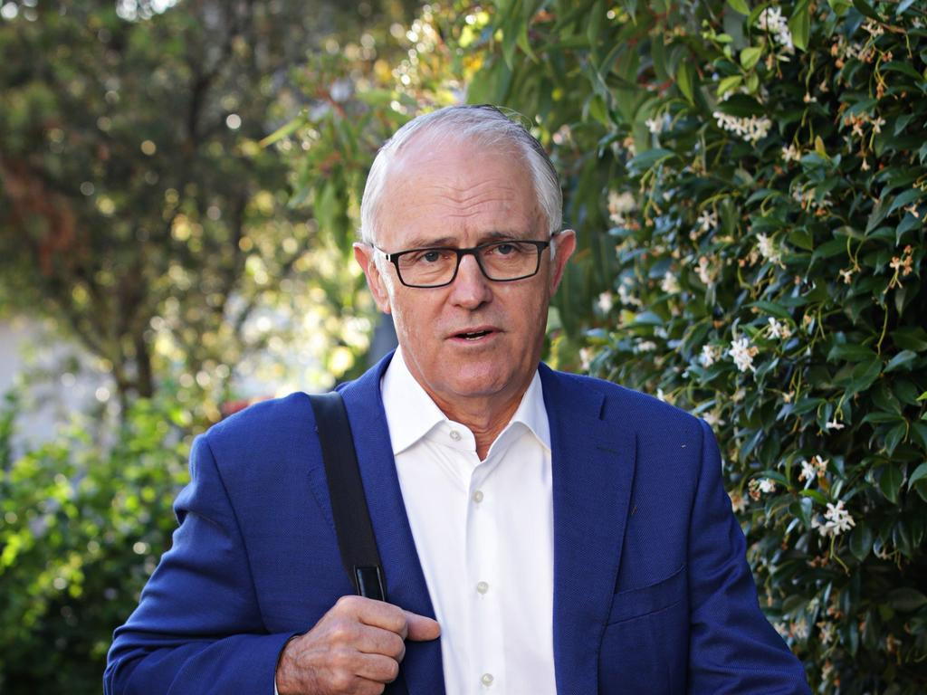 Malcolm Turnbull has been made a Companion of the Order of Australia. Picture: Adam Yip