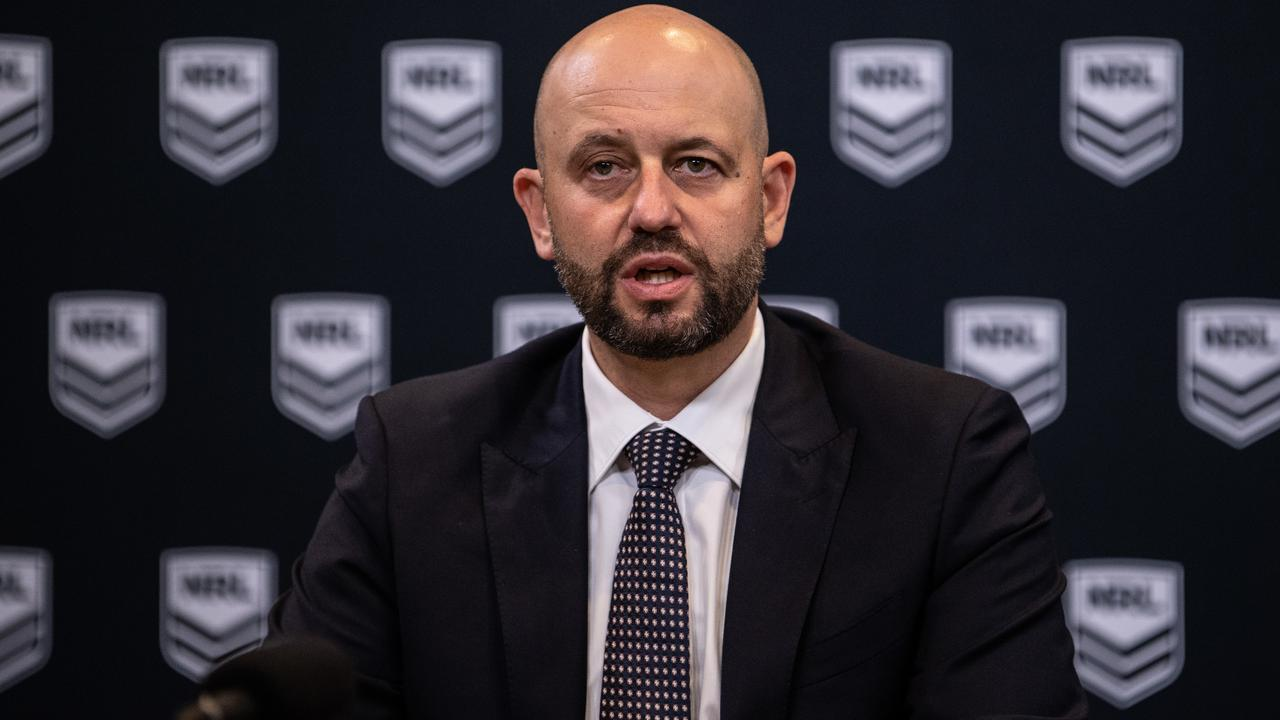 Todd Greenberg will be named Cricket Australia CEO. Picture: AAP Images