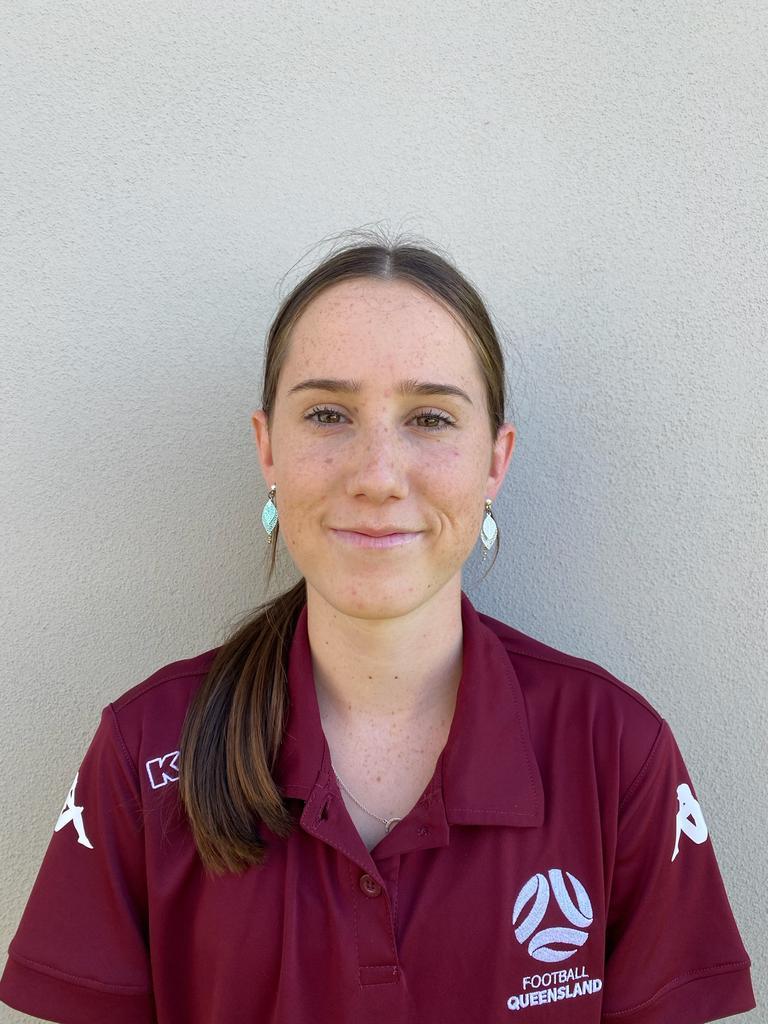 Sunshine Coast Wanderers player Macey Edward