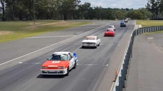 Historic cars return to Morgan Park in landmark event