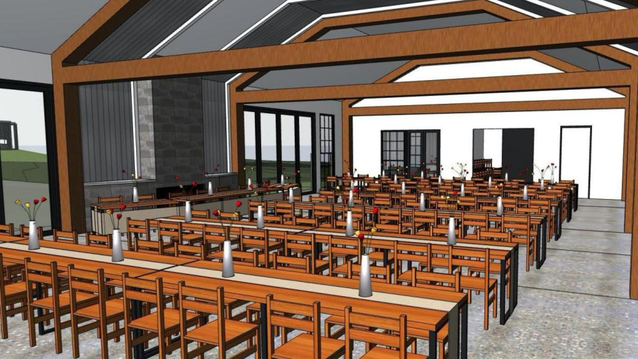 A new wedding and function venue has been proposed for the hinterland.