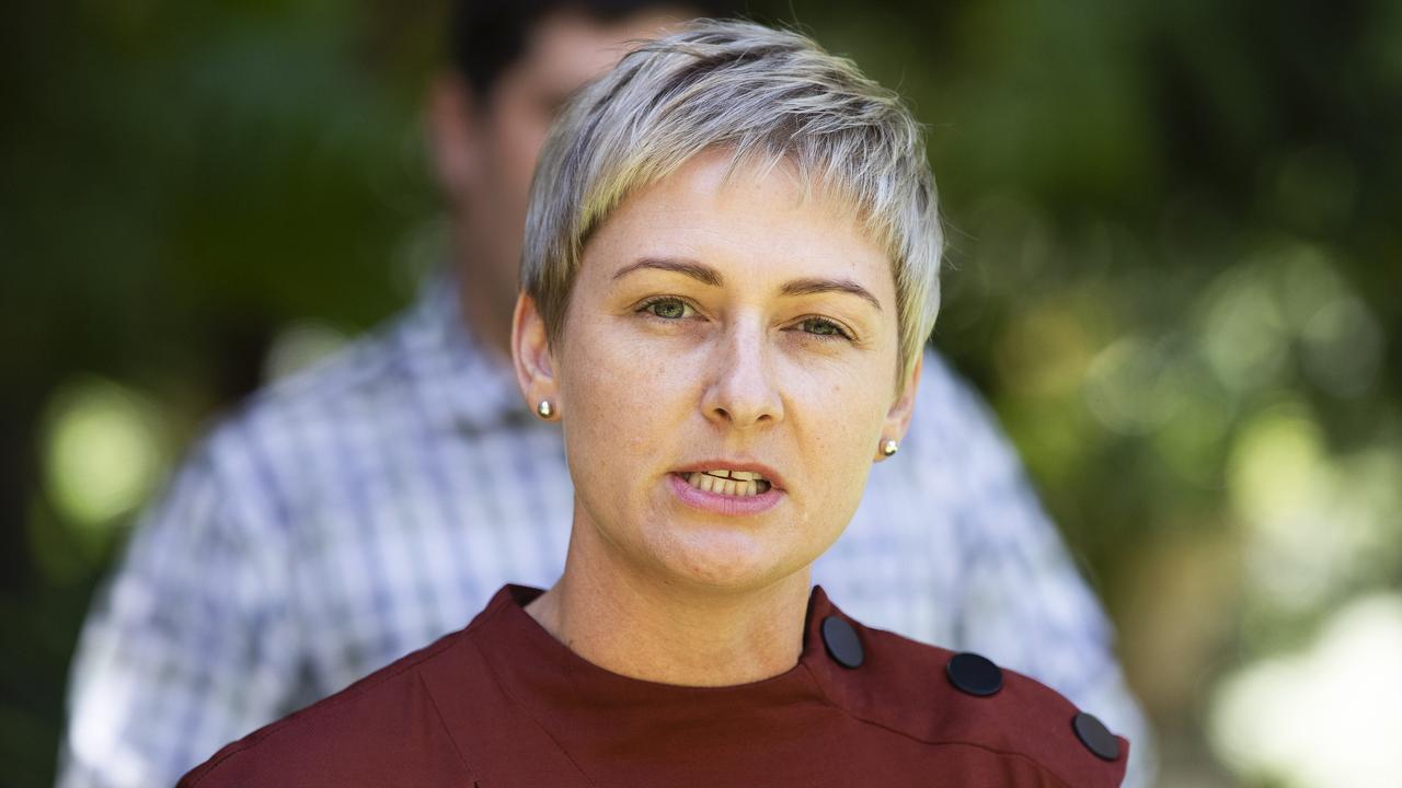 Whitsunday MP Amanda Camm (News Corp/Attila Csaszar)