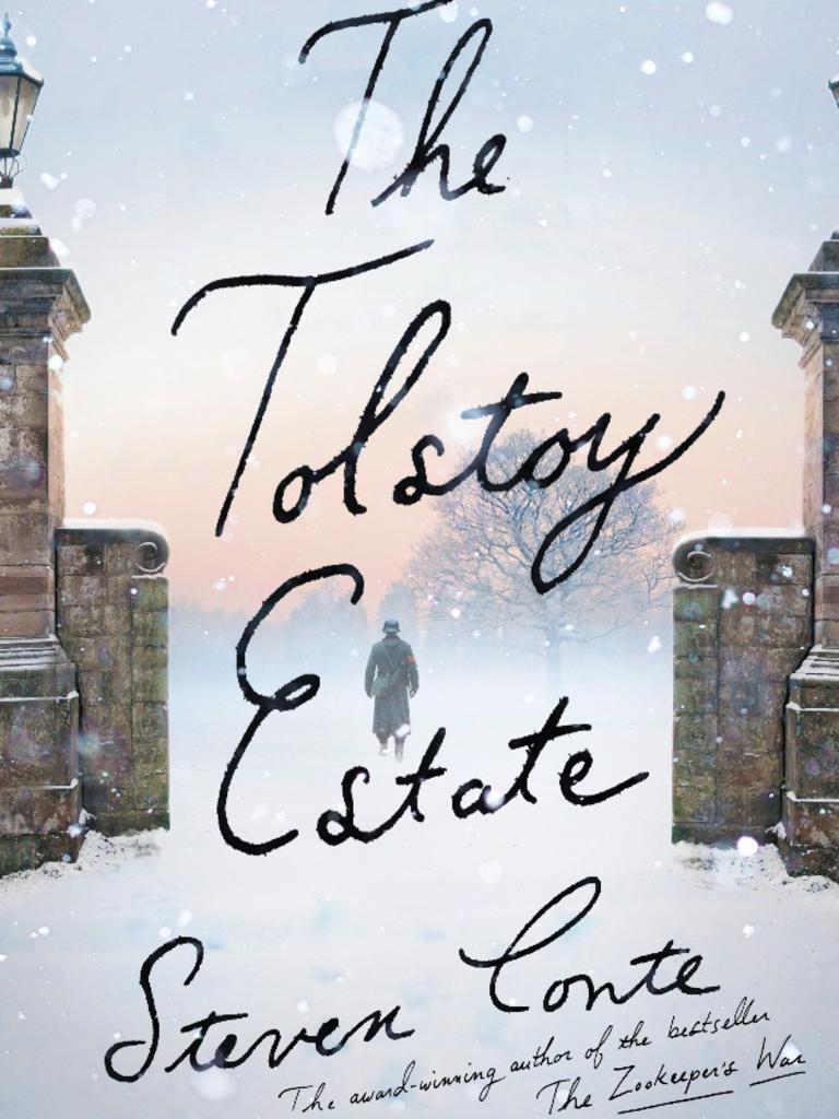 The Tolstoy Estate by Steven Conte.