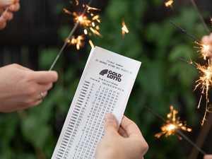 Rocky grandma wins $678K lotto while babysitting grandkids