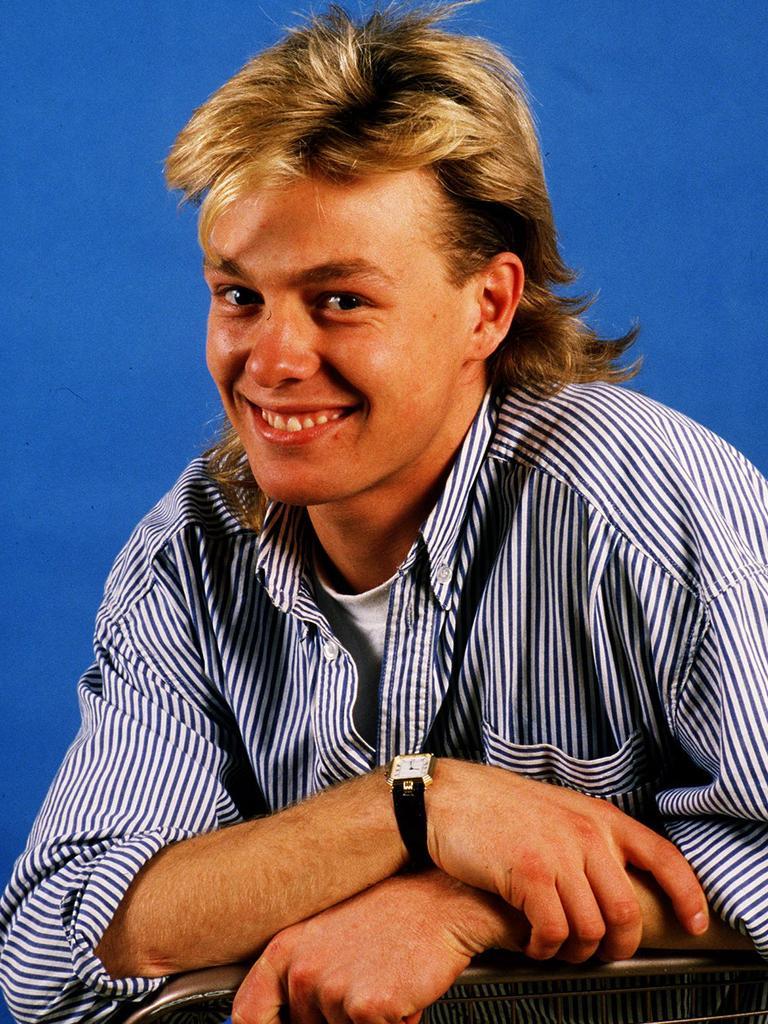 Jason Donovan in 1987.