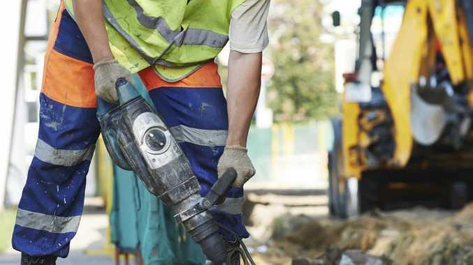 CQ worker files $880k lawsuit over jackhammer injury