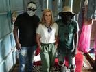 Terror trip on infamous 'cocaine highway'
