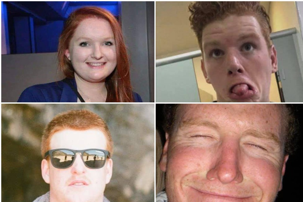 Vote now: Who is Gladstone's best looking red head?