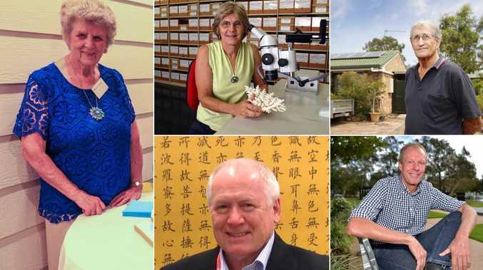 Unwavering dedication honoured in Coast Australia Day list
