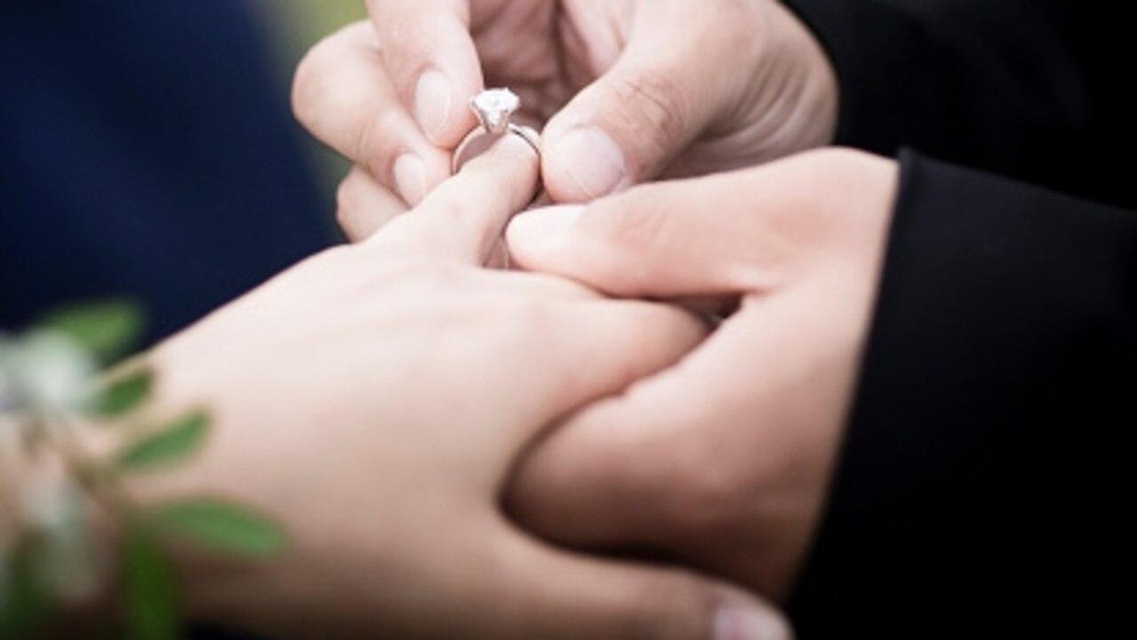 Supplied  Wedding marriage generic Getty