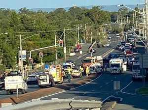 Two pedestrians dead in horror crash