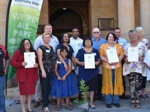 GALLERY: Warwick Australia Day ceremony