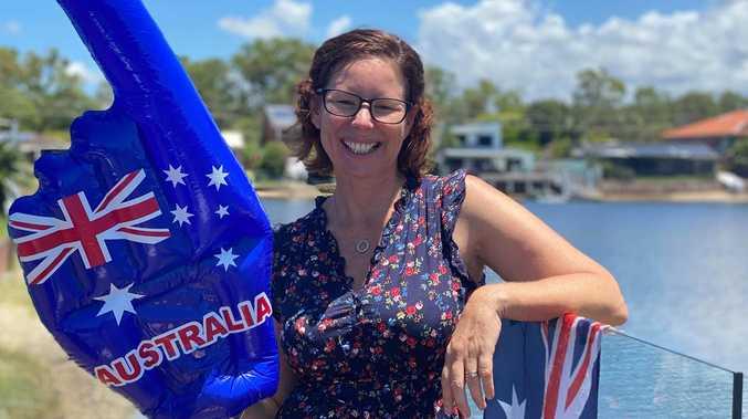 Proud moment as Coast mum becomes an Aussie