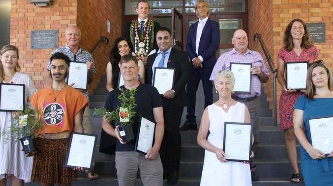 I am Australian: Lismore welcomes 10 new citizens