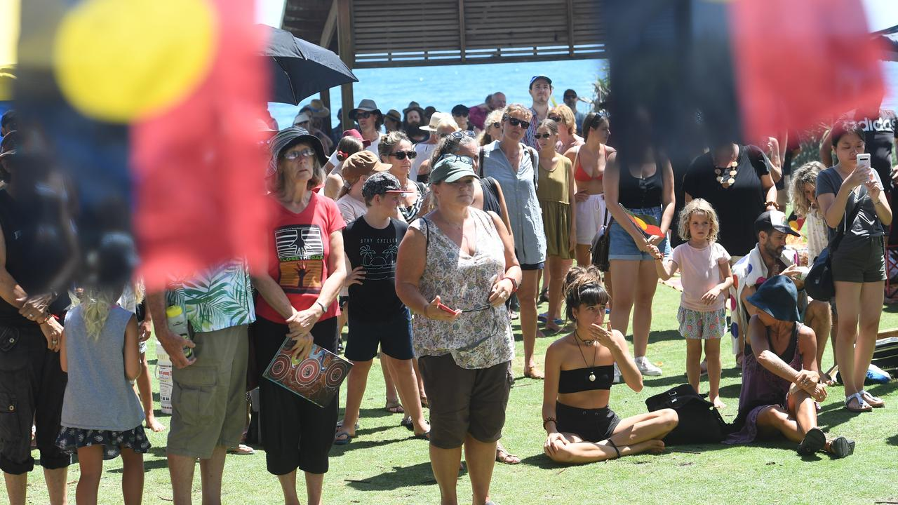Survival Day celebrations will be held along The Strand today.