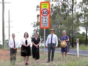 School wins long battle to reduce speed on busy road