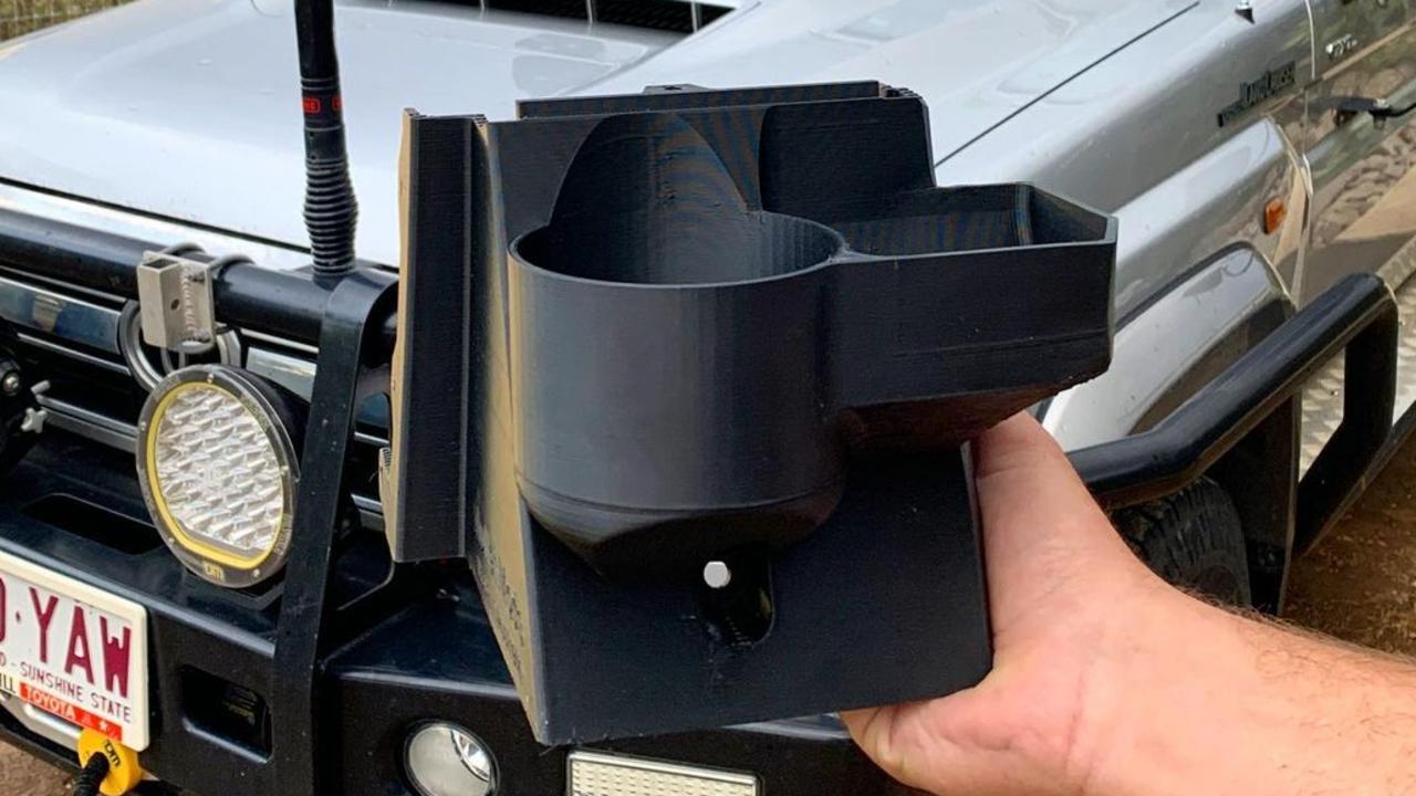 How concreter's $84 LandCruiser car mod made him $70k
