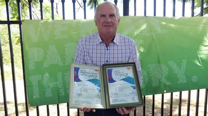 Meet the North Burnett's 2021 Citizen of the Year