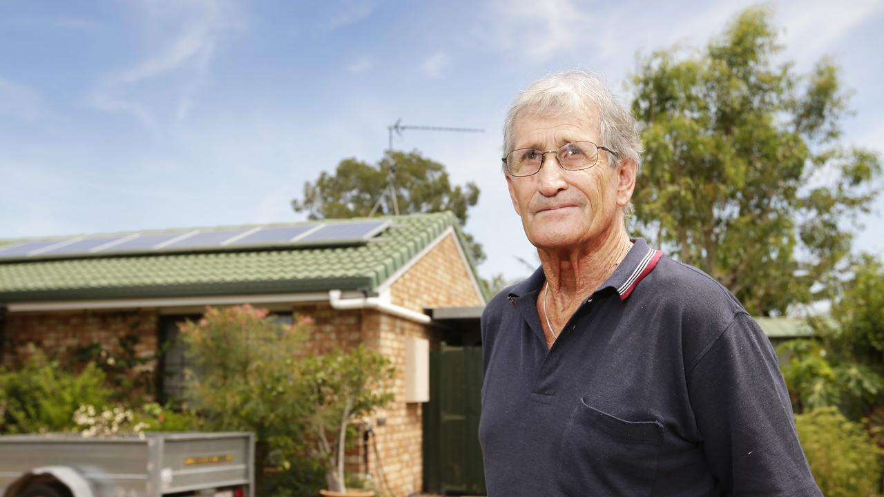 Kenneth Mewburn has been recognised for service to conservation and the environment. Picture: Megan Slade.