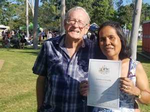 Rockhampton welcomes 21 new citizens
