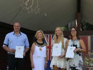 AUSTRALIA DAY: New citizens and community heroes recognised
