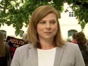 ABC slammed for talking over 'Invasion Day' silence