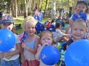 PHOTOS: Australia Day Family Fun Day