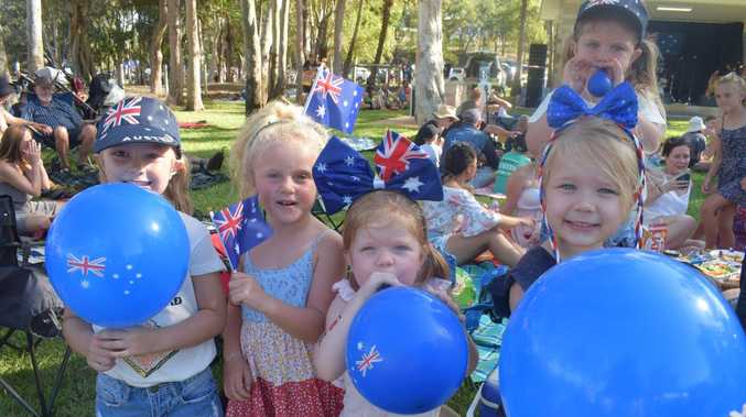 PHOTOS: Australia Day Family Fun Day
