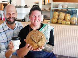 Dynamic duo not loafing around with Coast's newest cafe