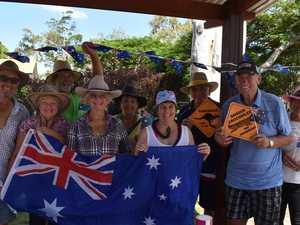 IN PHOTOS: Australia Day 2021 on the Fraser Coast