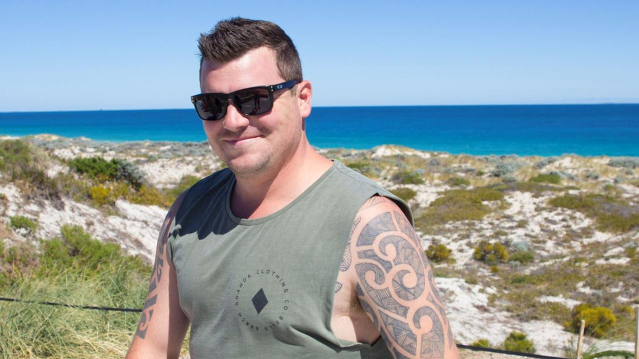 Human remains have been found in South Australian waters where snorkeler Duncan Craw went missing last week. Picture: Supplied by his family.