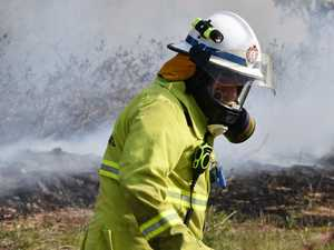 UPDATE: Multiple crews race to contain bushfire