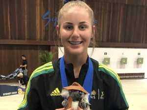 Chinchilla's top sporting gun nabs Australia Day award