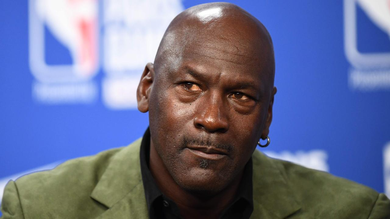 Michael Jordan has never shied away from a wager — and things got heated when the NBA great took on a television star in a friendly game.