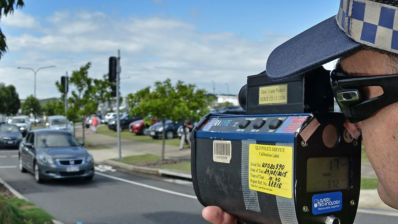 Almost 17,200 motorists, including truckies and bus drivers, were caught speeding in Queensland school zones last year. These are the worst offenders.