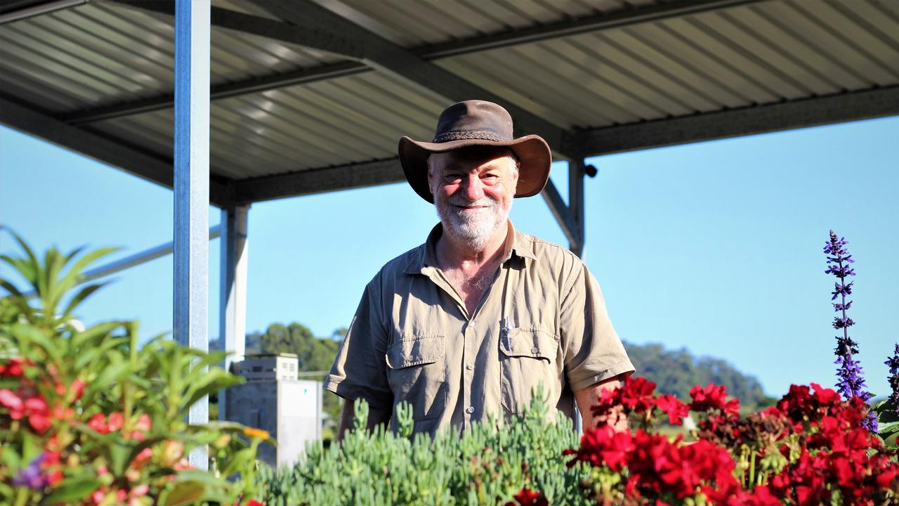 John Higgins became the Coffs Harbour Volunteer of the Year for 2021. Photo: Tim Jarrett