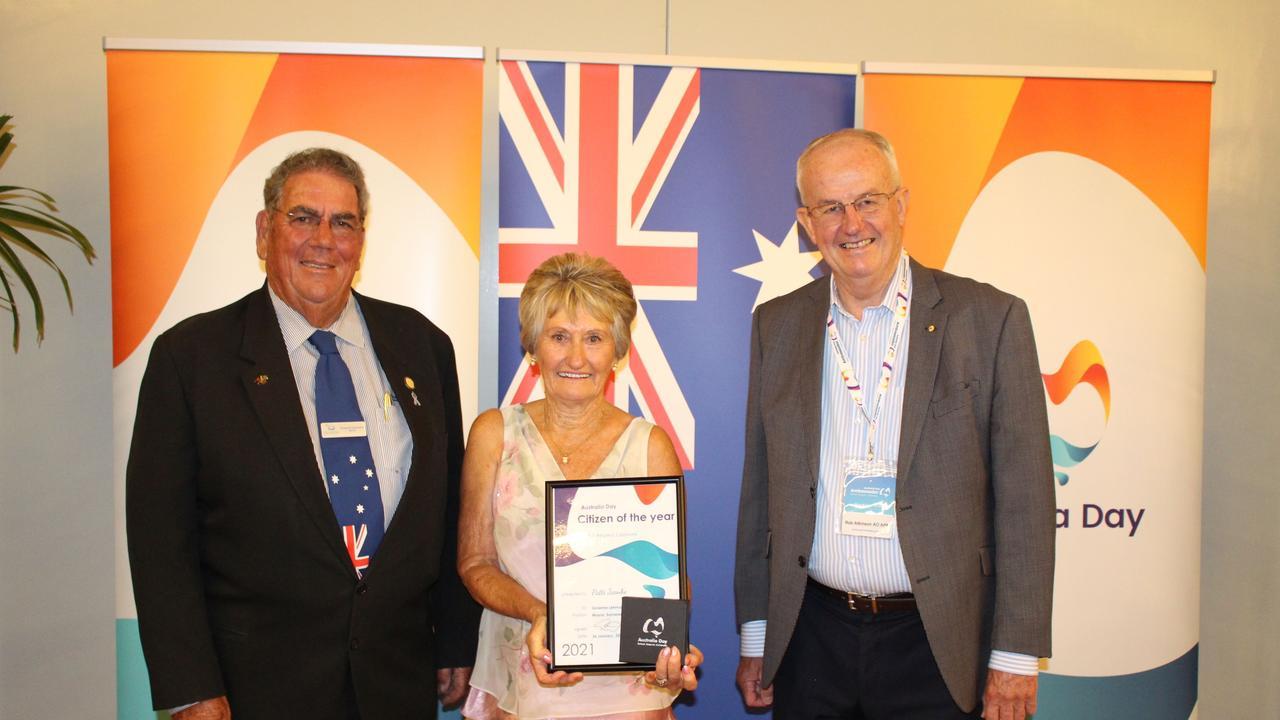 Somerset Citizen of the Year: Patti Jaenke. Photo: Somerset Regional Council.