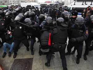 Russia on the brink of revolution