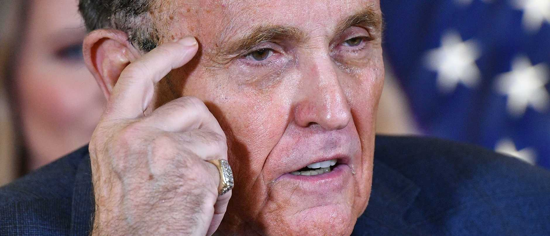 Donald Trump's former lawyer Rudy Giuliani has been sued for $1.7 billion for his role in promoting false claims of election fraud.