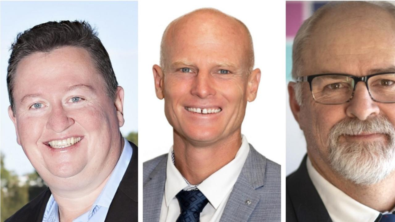 Scott Rowe, Glen Hartwig and Shane Gray will be the guest speakers at the first Gympie Chamber of COmmerce breakfast meeting of 2021, to be held in the newly renovated RSL in Mary Street.