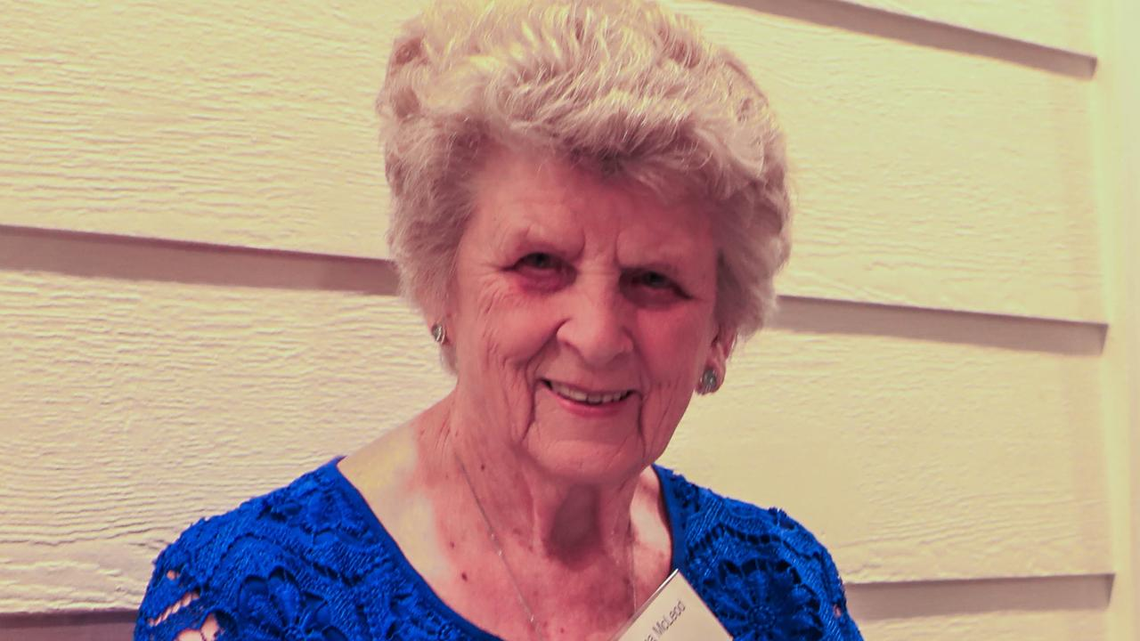 Norma McLeod has been recognised for service to the Maleny community.
