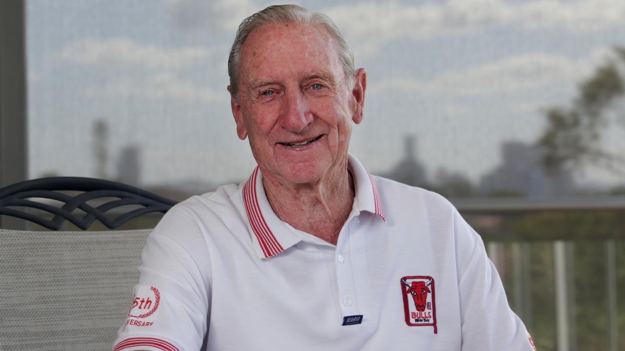 Paul Goener from Maryborough, has been posthumously awarded an Order of Australia Medal. Pic Tim Marsden