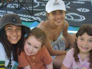 PHOTOS: Aussie Family BBQ brings Mackay community together